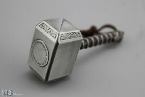"1//6 Thor hammer Weapon Props Accessories Model Toys For 12/"" Male Action Figure"