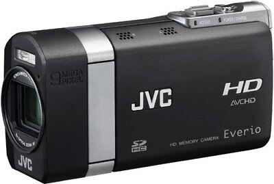 Jvc Gz-x900 Eu Full-hd Camcorder Foto & Camcorder sd-/sdhc-card 10 Megapixel 7,1 Cm 2,8 Zoll Heller Glanz