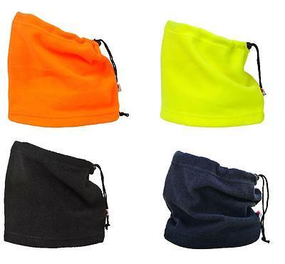 Portwest CS21 Neck Tube scarf one size workwear hi viz