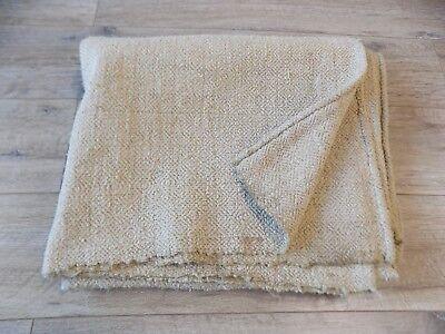 Sweet-Tempered Antik Traditionell Ukrainer Hanf Decke Plaid Rug 1,5x1,7m 1890er Zustände Yet Not Vulgar Teppiche & Flachgewebe Antiquitäten & Kunst
