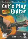 Let's Play Guitar Band 2 von Alexander Espinosa (2015, Ringbuch)