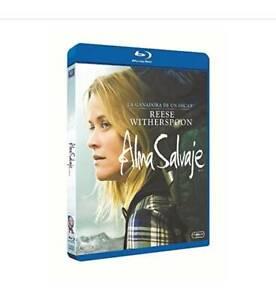 Alma Salvaje Blu-ray (REGION LIBRE.A-B-C)