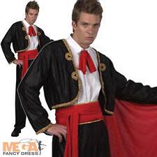 Matador Spagnolo Bull FIGHTER MEN'S Costume adulto Costume National uniforme