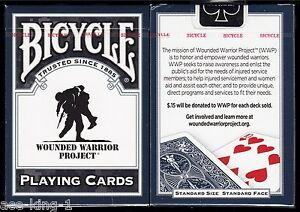 1-deck-Bicycle-WOUNDED-WARRIOR-PROJECT-playing-cards