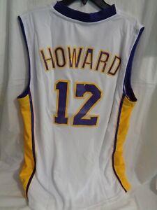 be762c79a37 Adidas NBA Los Angeles Lakers Dwight Howard Rev 30 Swingman Jersey ...