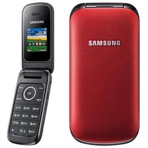 Samsung Gt B2100 Red Vodafone Mobile Phone For Sale Online Ebay