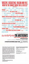 THE ARISTOCRATS THE MOVIE UNUSED ADVERTISING COLOUR POSTCARD