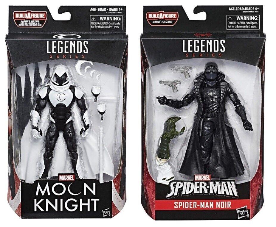 Marvel - legenden - spider - man - schwarz - mond ritter - neuen - menge.