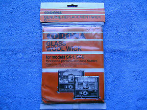 Corona Genuine Replacement Glass Wool Wick For Models SX-1 SX-2