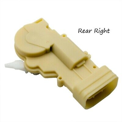 for Lexus Toyota l6 69130-30110 Power Door Lock Actuators Rear Right RR 4-Pins