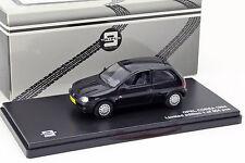 Opel Corsa año de construcción 1994 negro 1:43 triple 9