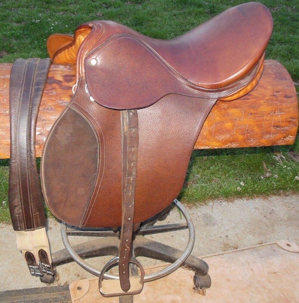 Pre-owned Triumph Danzette English saddle saddle English D866 15