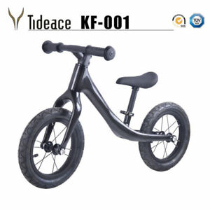 a880a03521b 12 inch T800 Carbon Children Balance Bicycle Push Child Kid OEM Bike ...