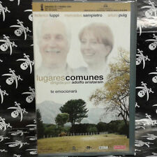 LUGARES COMUNES (Adolfo Aristarain) VHS . Adolfo Aristarain, Kathy Saavedra (Nov
