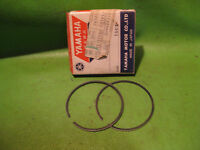 Yamaha Yz125 E1978 Yamaha Piston Rings Set 1st Os. 0.25 Mm 2k6-11611-10-00