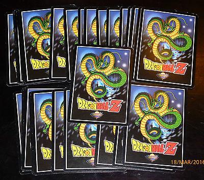 DRAGON BALL Z GT DBZ FIGHTING CARD CARDDASS CARTE NON GRATTEE A L/'UNITE