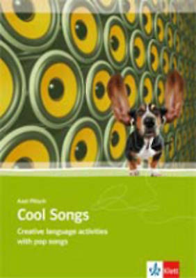 Cool Songs: Teacher'S Book by Klett (Ernst) Verlag,Stuttgart (Paperback, 2012)