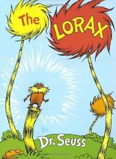 Classic Seuss: The Lorax by Dr. Seuss (1971, Hardcover)