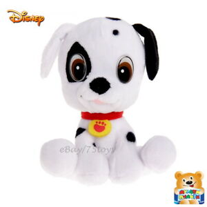 MULTI-PULTI-Dalmatian-Puppy-Plush-Toy-with-Sound-Disney-Cartoon-Character-15-cm