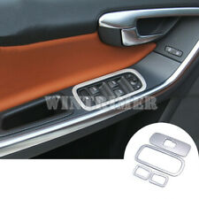 For Volvo XC60 2014-2018 8pcs stainless Door Handle Decoration Frame Cover Trim
