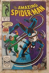 AMAZING SPIDER-MAN #297 VF/NM DOC OCK 1 BLACK COSTUME VENOM