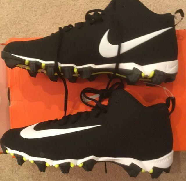 Nike Mens Alpha Menace Shark Football Cleat Size 11