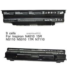 New 9 Cell Battery J1KND for Dell Inspiron 15R N5110 N4010 N5010 17R N7110 WT2P4