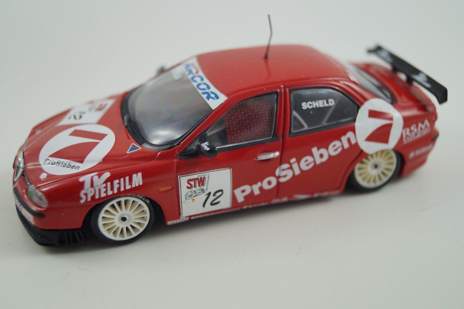 Minichamps Modellauto 1 43 Alfa Romeo 156