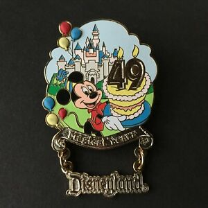 DLR-Disneyland-49th-Anniversary-LE-2500-Disney-Pin-31441