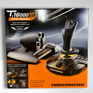 🔥 Thrustmaster T16000M 🔥 FCS Hotas Flight Stick and Throttle Ships Same Day ✈️