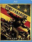 Sons of Anarchy Season 2 0024543689157 Blu-ray Region a