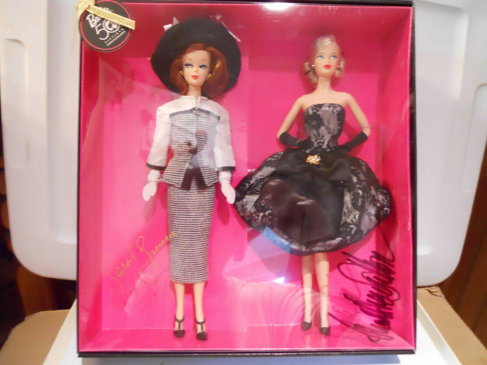 Barbie GALA TRIBUTE Signed 50th Anniversary NBDCC Convention 2009