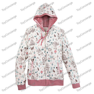 PATTERN VARIES PickSize NWT DISNEY Store ANIMATORS COLLECTION HOODIE for WOMEN