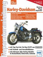 HARLEY DAVIDSON Softail-Modelle Fat Boy Heritage ab 2000 REPARATURANLEITUNG 5252