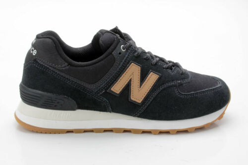 New Balance wl574clb 616381-50-8 Noir
