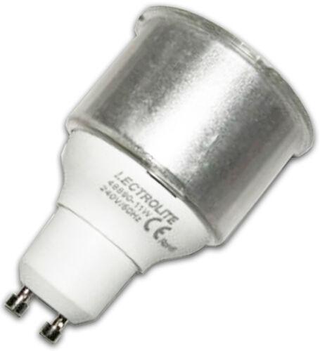 GU10 LOW ENERGY SAVING SPOT LIGHT BULBS WARM /& COOL WHITE 6 8 10 12 20 PACK =5Ow