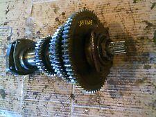 Farmall 504 Utility Tractor Ih Main Transmission Bottom Drive Gears Amp Shaft