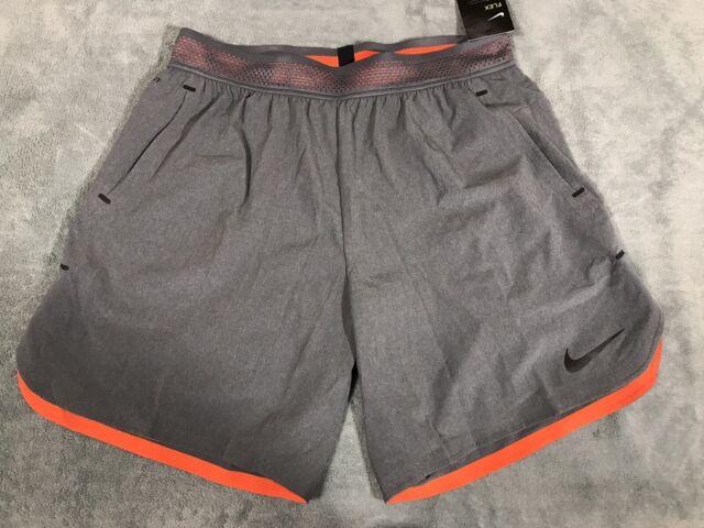 Nike Pro Flex Repel Herren Trainingsshorts blackblack