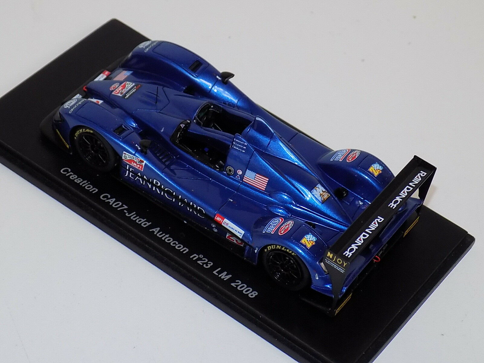 1 43 Spark Creation Judd Judd Judd  Car Hours of LeMans  2008  S1419 effc78