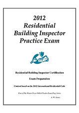 2012 ICC Residential Inspector Practice Exam Bundle on USB Flash Drive