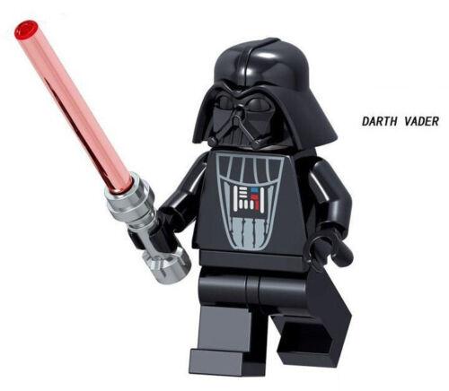 Star Wars Stormtooper Han Solo Darth Vader Renobi Chewbacca Jar Jar Binks Obi