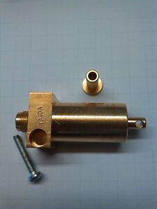kurz G2 3006911 G3 G10 G5RK G3RK G20 Riello Druckkolben für Luftklappe