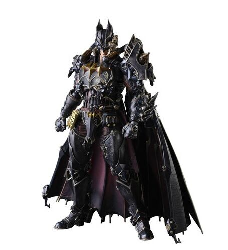 Batman - Variant Play Arts Kai Timeless Steampunk Action Figure Square Enix