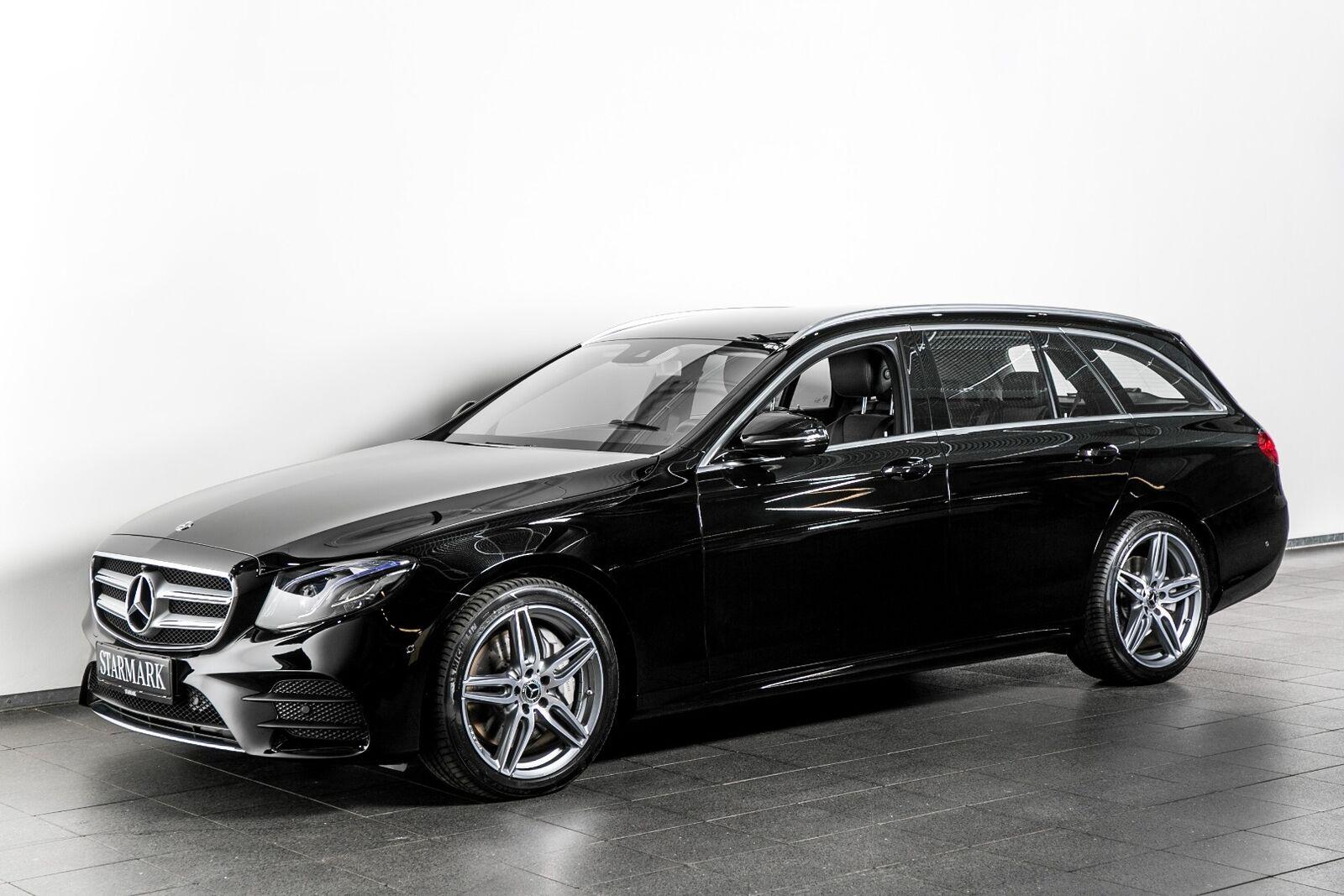 Mercedes E350 d 2,9 AMG Line stc. aut. 5d - 659.900 kr.