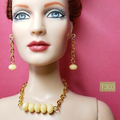 """T396 Tonner Tyler Ellowyne Avant Guard 16/"""" Doll Jewelry Jewellery"""