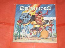 ALBUM DI FIGURINE COMPLETO  DALTANIOUS DEL 1981 PANINI CON 240 FIG-RAI TV MANGA