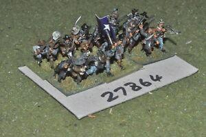 15mm Acw / Confederate - Regiment 24 Figures Inf (27864)