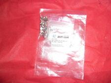 10pcs RF Coaxial MC Card Male R/A CRIMP Connector 100 Cable WiFi  - UK SELLER