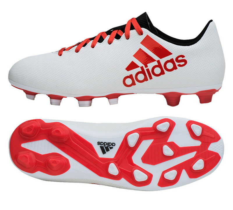 bb7943a4bf9 Adidas X 17.4 FxG Junior (CP9015) Soccer Cleats Football Boots KIDS shoes