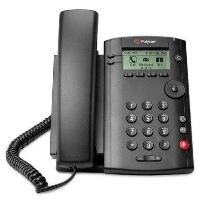 NEW Polycom VVX 101 2200-40250-001 Phone with Single 10/100 Ethernet Port  610807533528 | eBay
